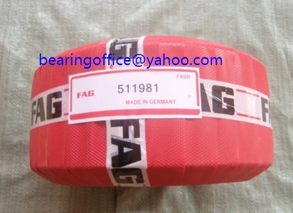 511981 Fag Bearings