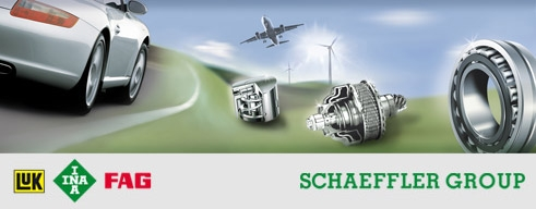 FAG Special Spherical Roller Bearings for Vibratory Machinery